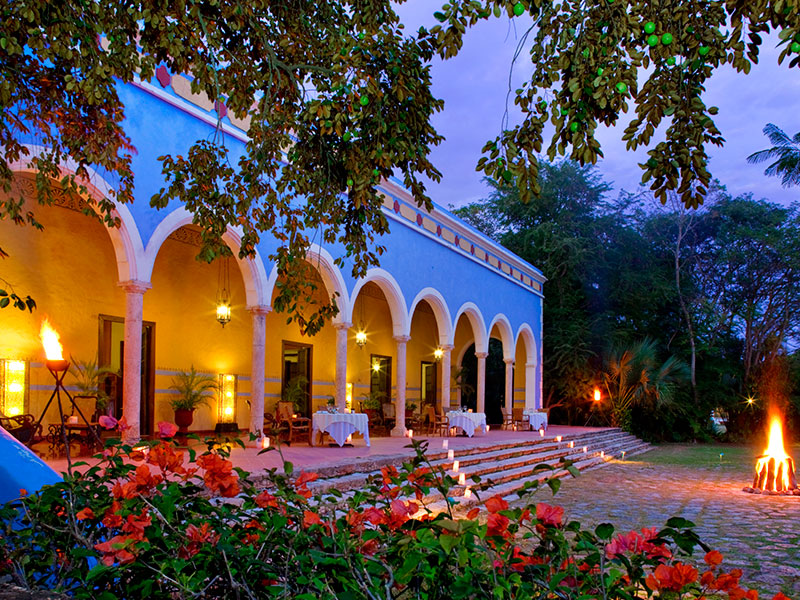 The Haciendas Yucatan